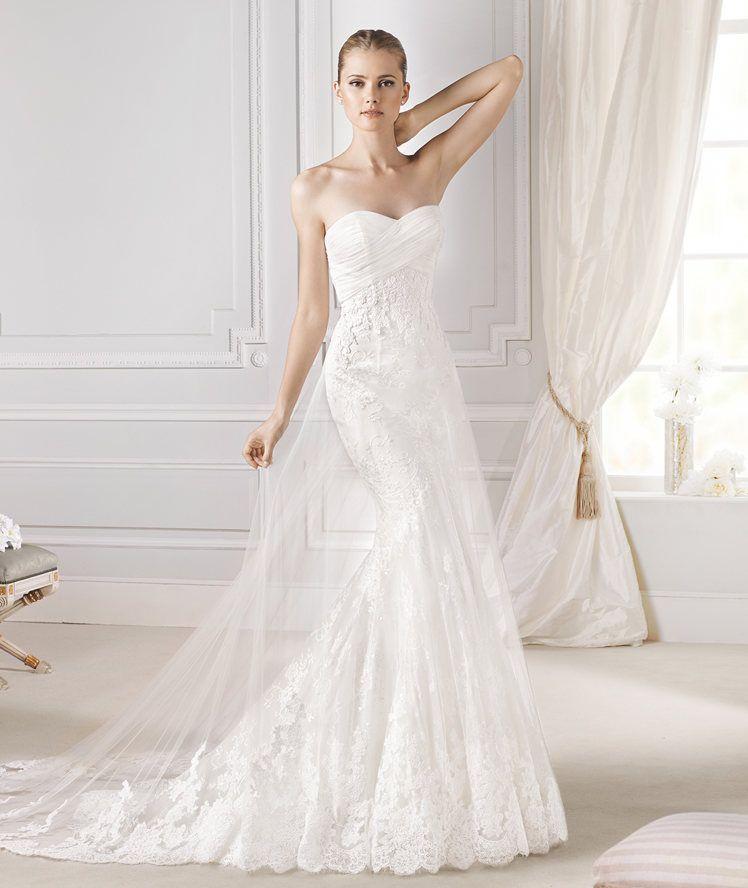 Danielle\'s Bridal Salt Lake City, Utah #LS01001 | La Sposa Bridal ...