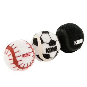 Kong Sports Ball Dog Toy Dog Toys Sports Dogs