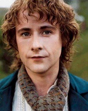 Billy Boyd.. he'll always be a hobbit.