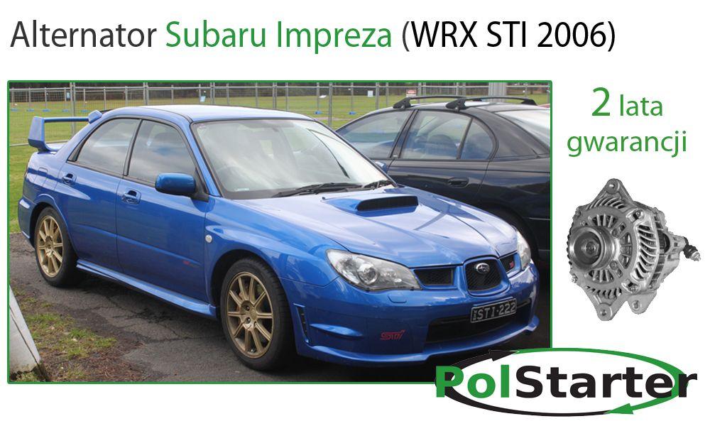 Niebieski Lakier I Zlote Felgi Czyli Subaru Impreza W Swoim Naturalnym Ubarwieniu Legenda Rajdow Wrc Drugiej Polowy Lat Subaru Impreza Subaru Alternator