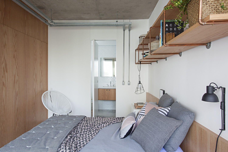 Galeria de Apartamento com partições / Casa100 Arquitetura - 27