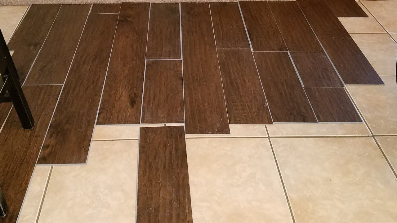 Vinyl plank flooring over tile should i do this looselay vinyl plank flooring over tile should i do this dailygadgetfo Image collections