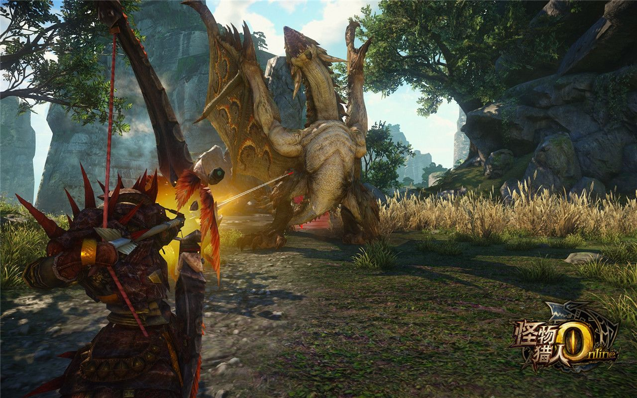 Monster Hunter Online (CN) Open Beta Registration and