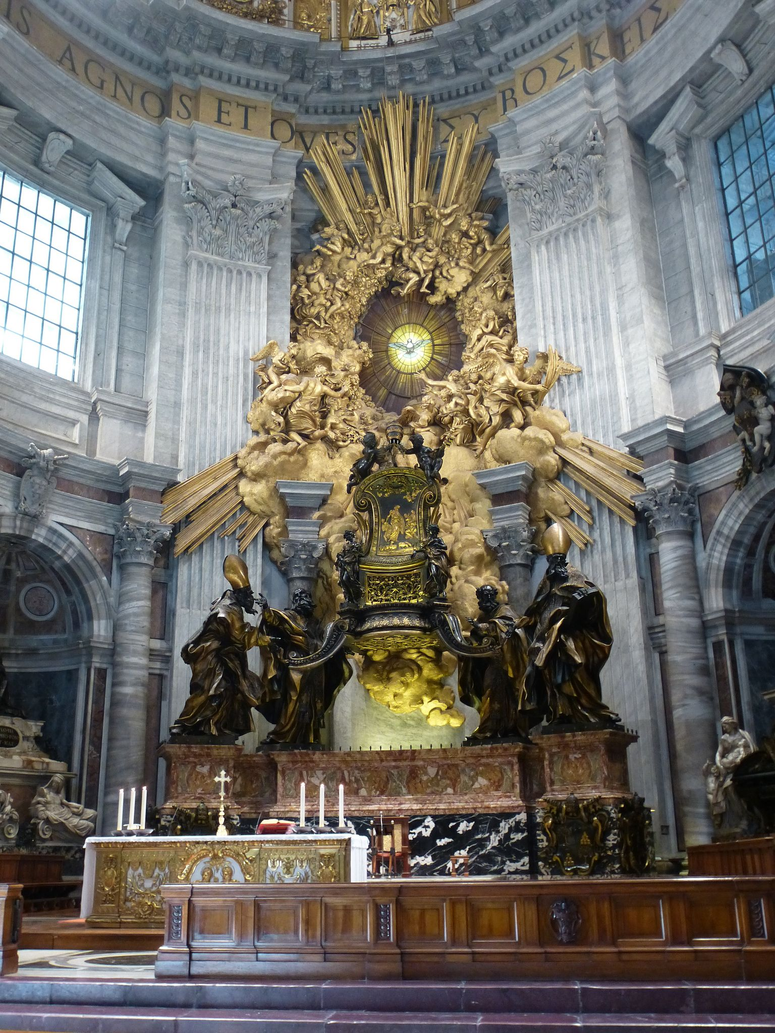 St. Peter's Basilica Vatican City Oh, The Places You've