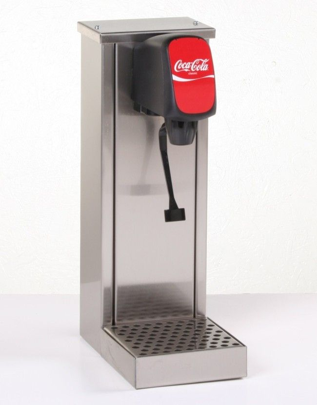 1 Flavor Tower Soda Fountain System W Cold Plate Remanufactured