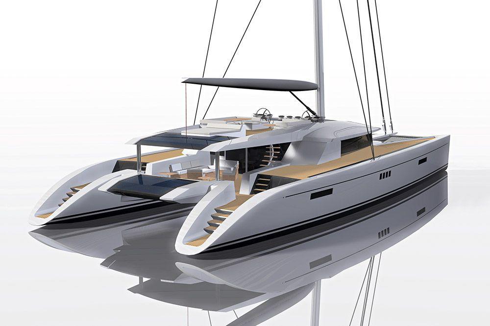 Lagoon custom by CNB #catamaransail | yacht rental in 2019