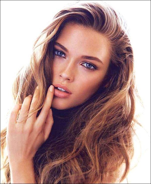 brown hair colors for fair skin - Google Search   Hair   Pinterest ...