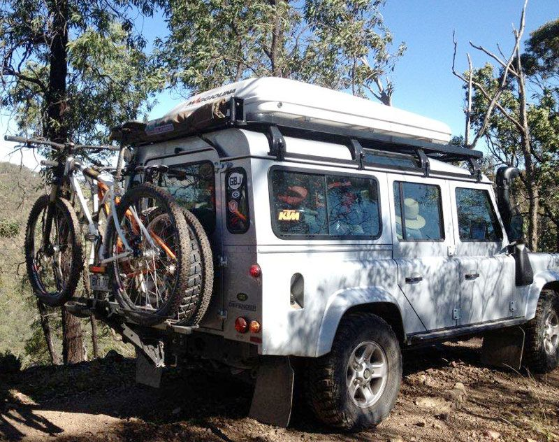 name sports rack rover land size forum help bike landrover enthusiast tech views kb general forums