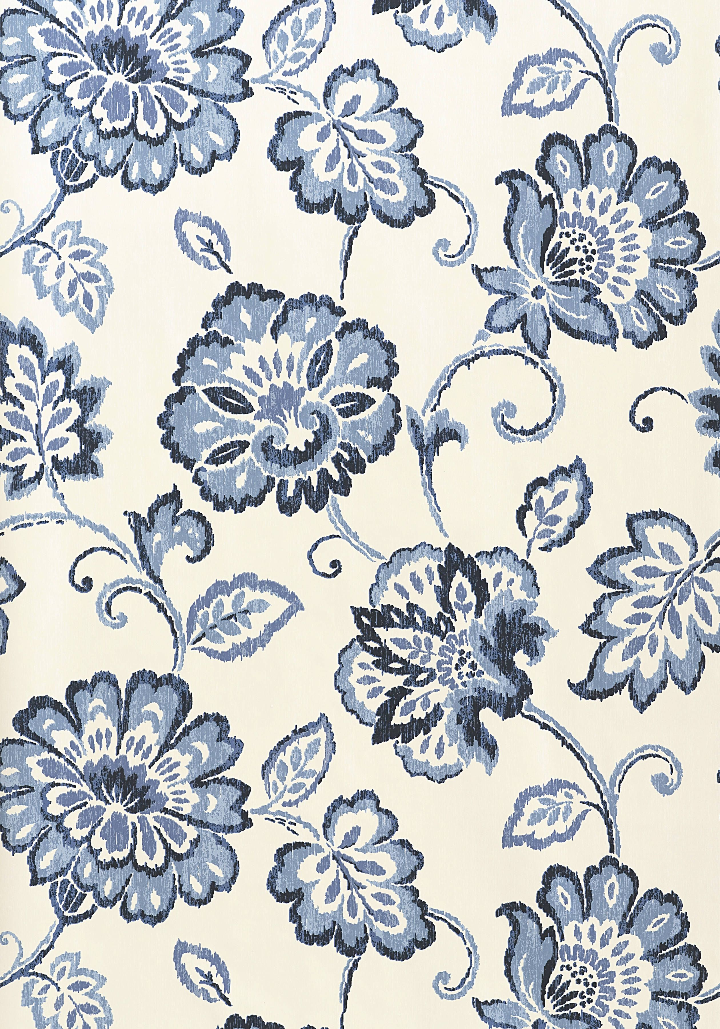 Alexa Navy And White T4920 Collection Jubilee From Thibaut
