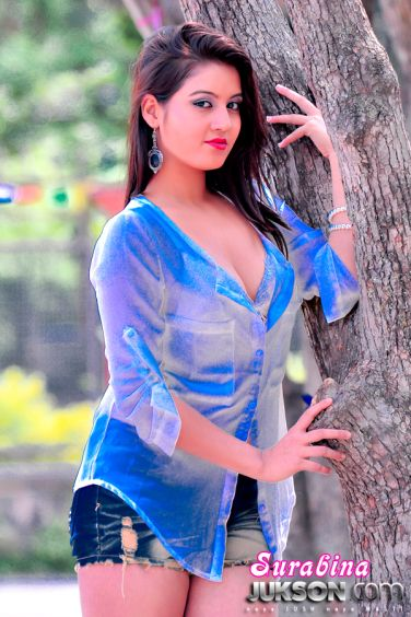 Nepali model sexy n hot photo cannot tell