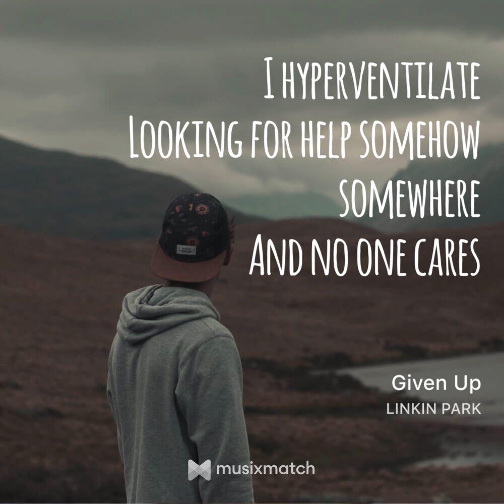 Love this quote! I've made my LyricsCard via musixmatch