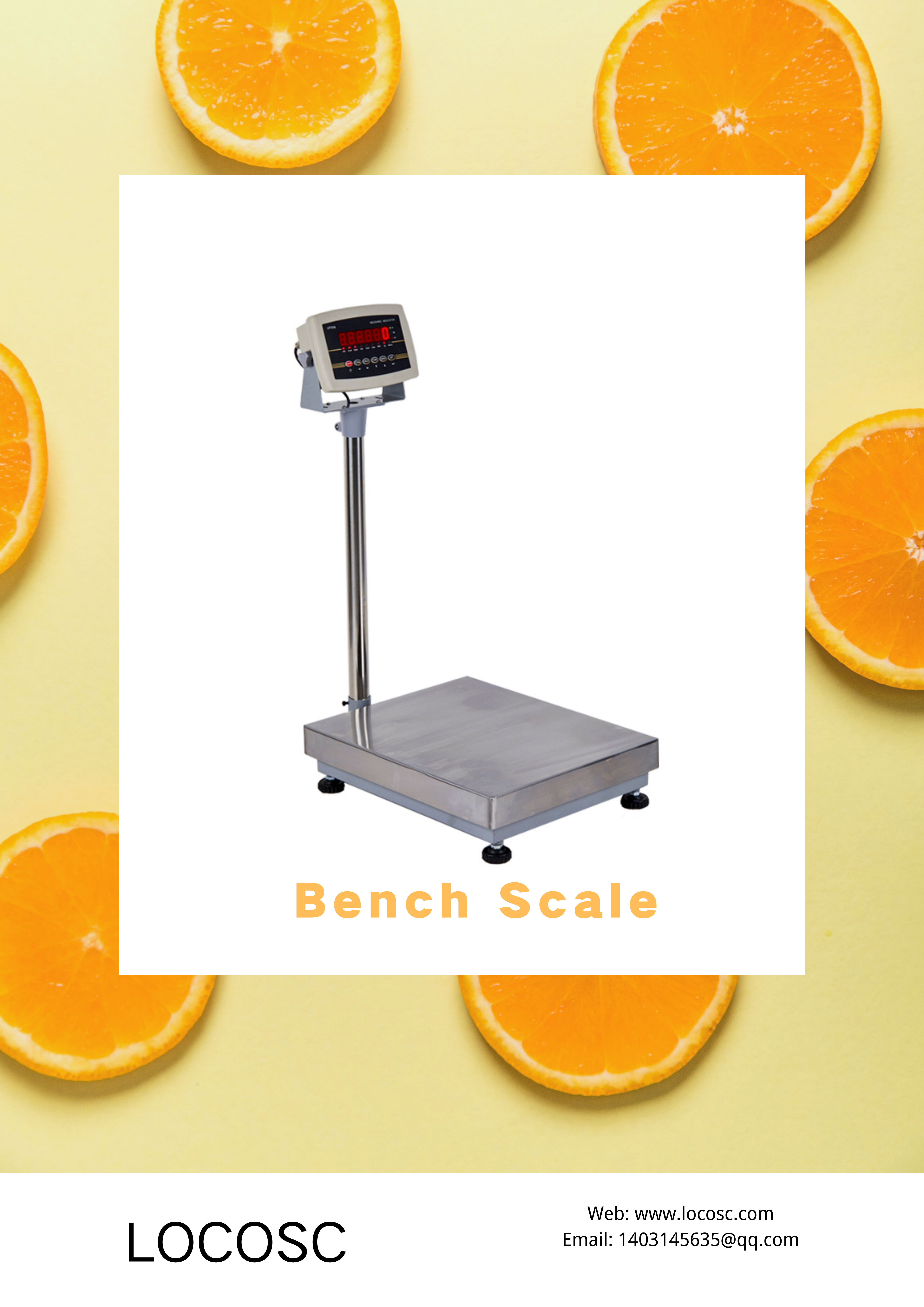 Round Pole RS232 RS485 Bluetooth Weighing Scale (con imágenes)