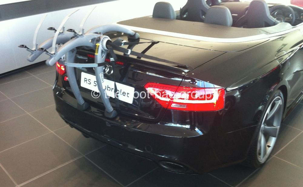 Audi A3 A4 A5 80 Cabriolet Bike Rack In 2020 Bike Rack Cabriolets Car Bike Rack