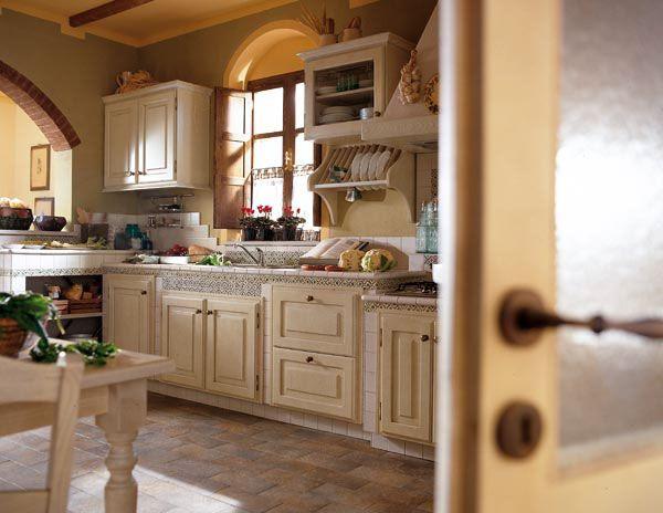 Uno stile Toscano - Cucine su misura | Cucine | Pinterest | Shabby