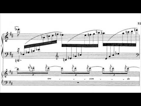 Suite 1 Op.5 Fantasie Piano