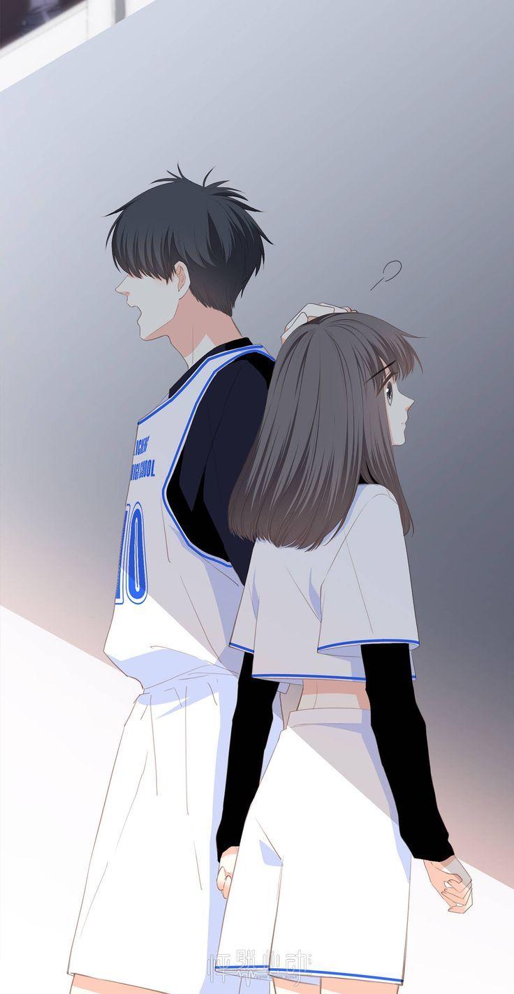 Pin Oleh Bor Di Con Tim Rung động Pasangan Animasi Gambar Manga Ilustrasi Orang