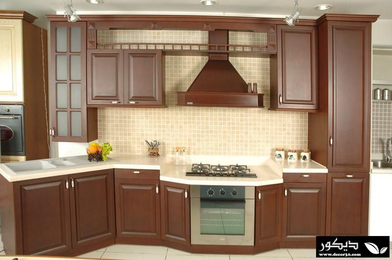 ديكورات مطابخ خشبية تجنن Do Php Img 3253 Kitchen Redecorating Kitchen Design Kitchen Decor