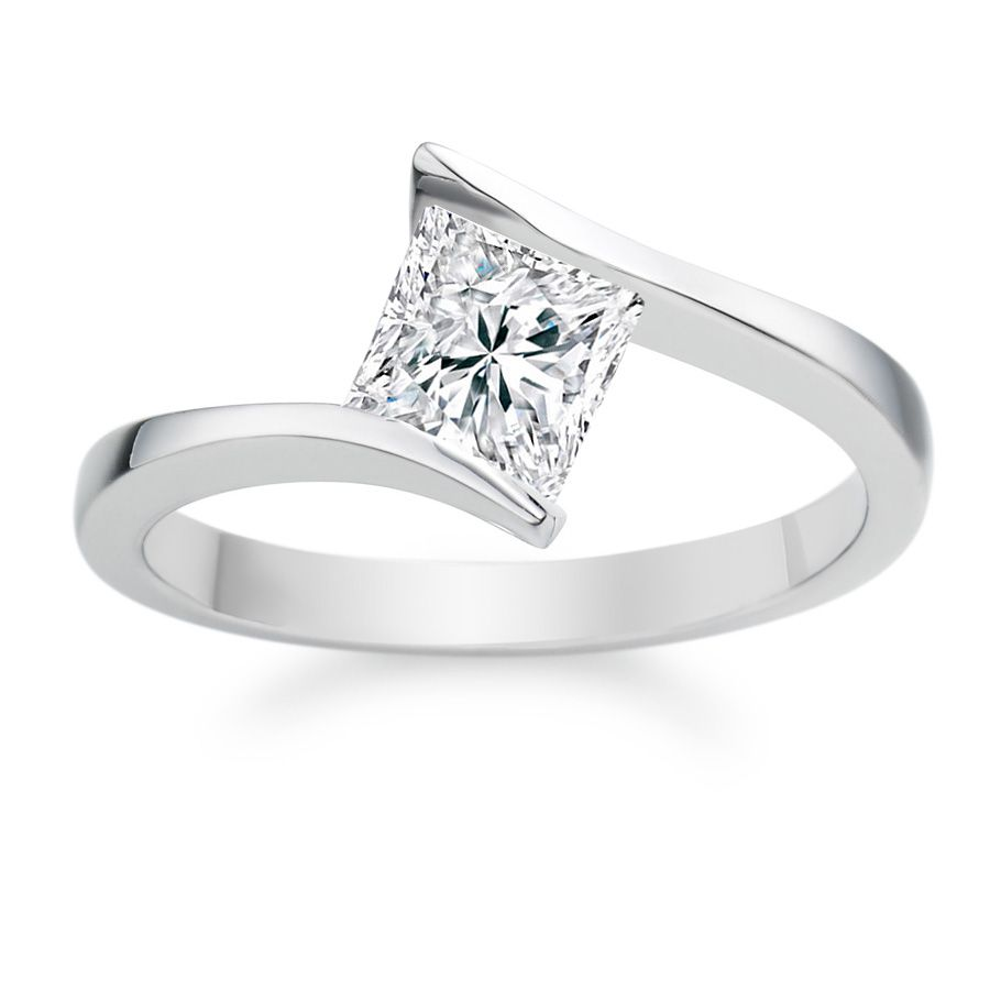Experience The World Of Stunning Engagement Rings With Vashi Round Cut Carat Yellow Gold Diamond Ring