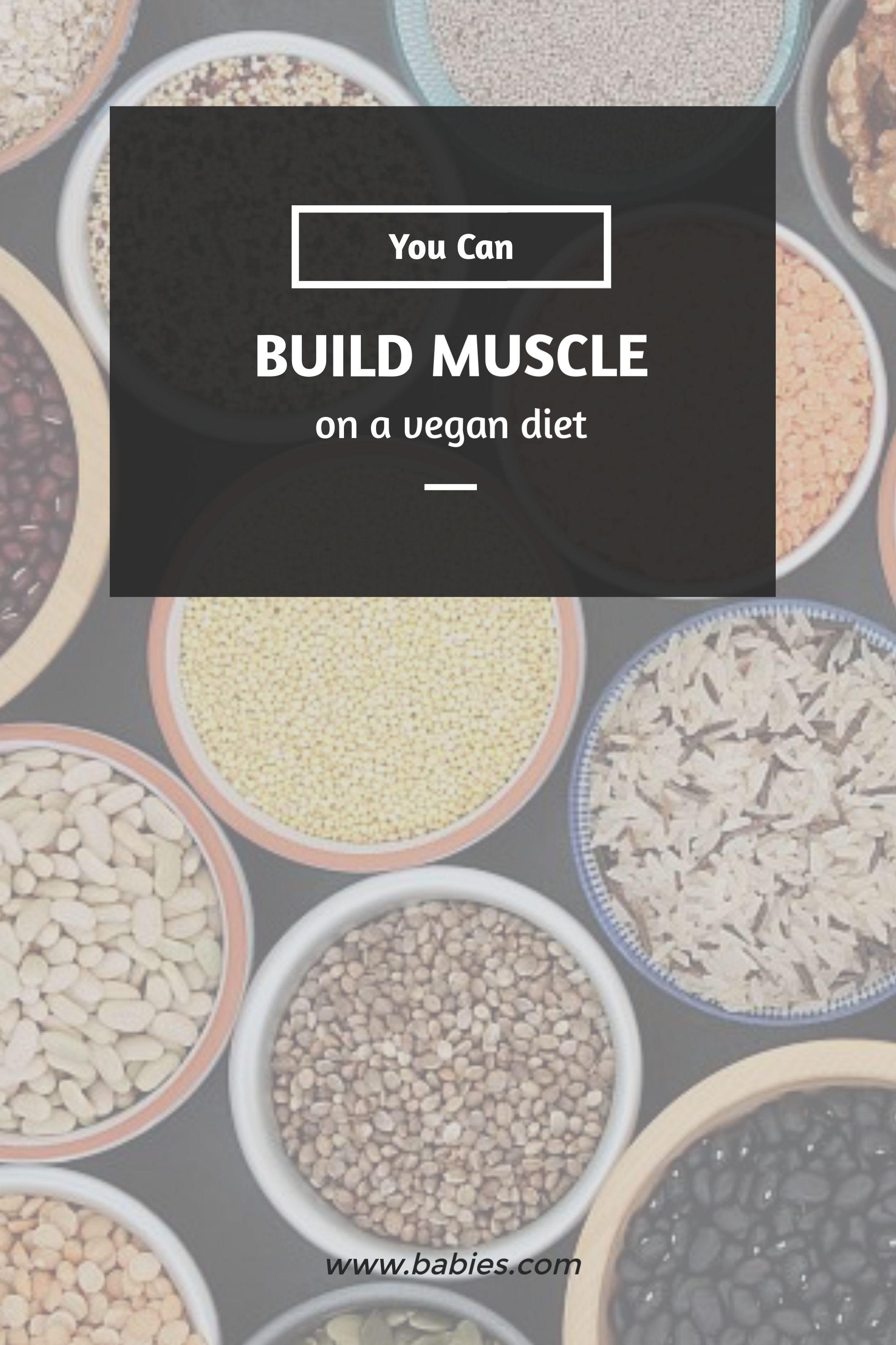 Vegan Muscle Building Diet – Not Sure It's Possible?   pakyme.com
