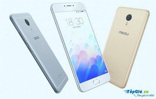 Meizu M3 Max điện thoại cấu hình khủng, thiết kế đẹp