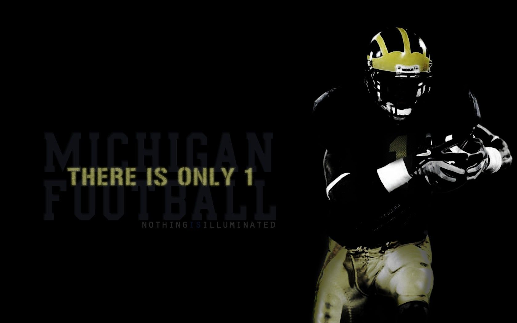 We Are Rockstars In Wallpaper World Find And Bookmark Your Favorite Wallpapers Michigan Wolverines Football Football Wallpaper Wolverines Football