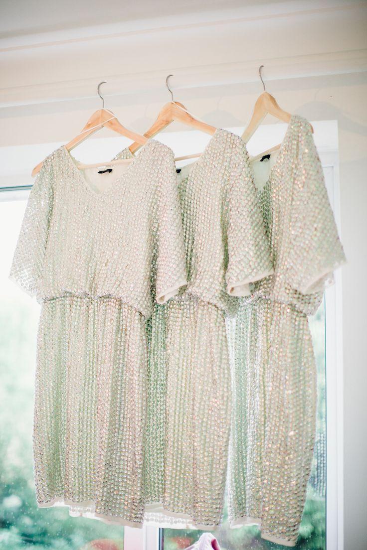 English Country Garden Wedding | Pinterest | Sparkly bridesmaids ...