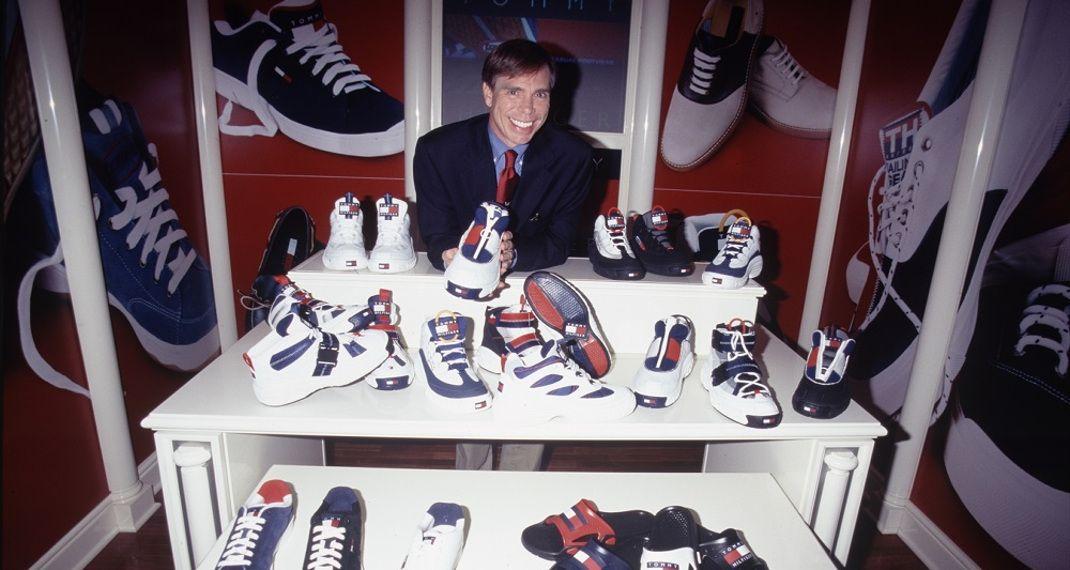 το original Tommy Jeans 'FLY' Sneaker