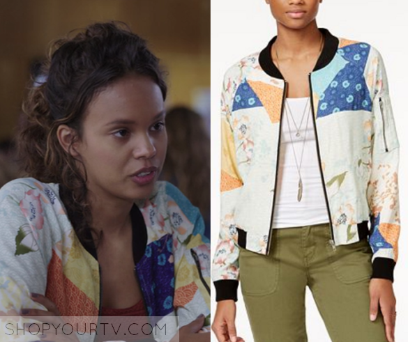 e6afd8732 13 Reasons Why: Season 1 Episode 5 Jessica's Patch Bomber | Jessica ...