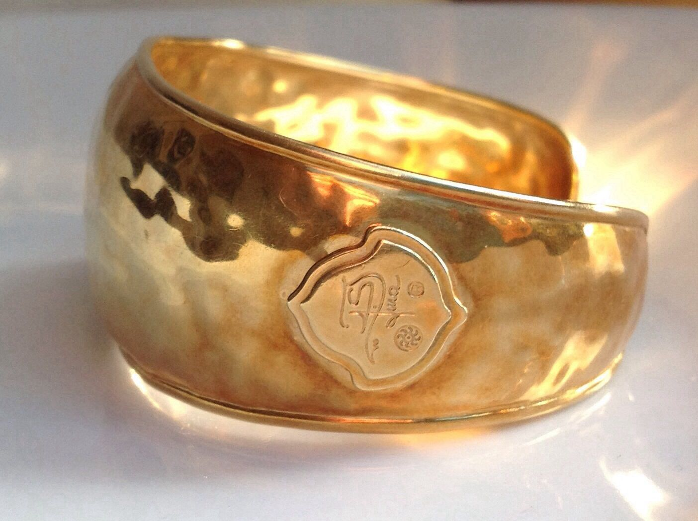 Bangle GOLD  simosimonik@me.com