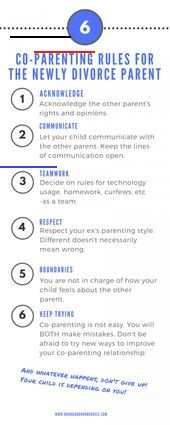 A Guide To Co-Parenting - Women Fitness Magazine #singleparenting #single #paren...  A Guide To Co-P...