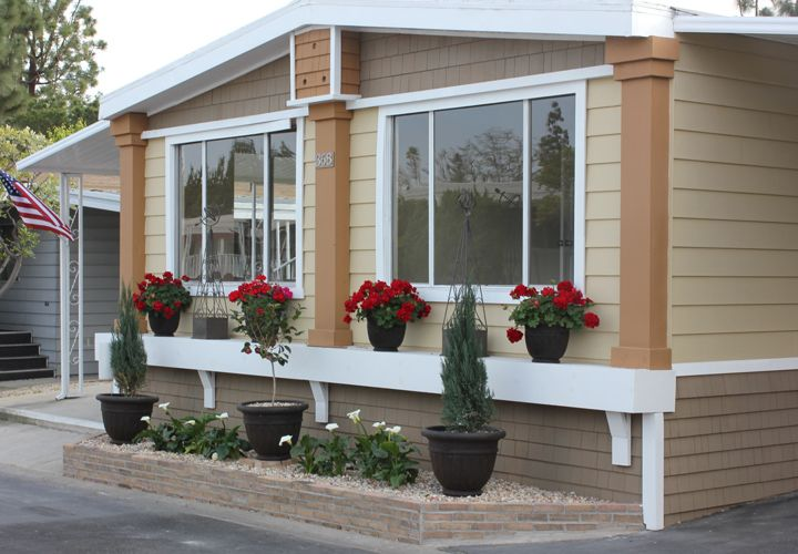 Mobile Home Exterior Remodeling Ideas Google Search
