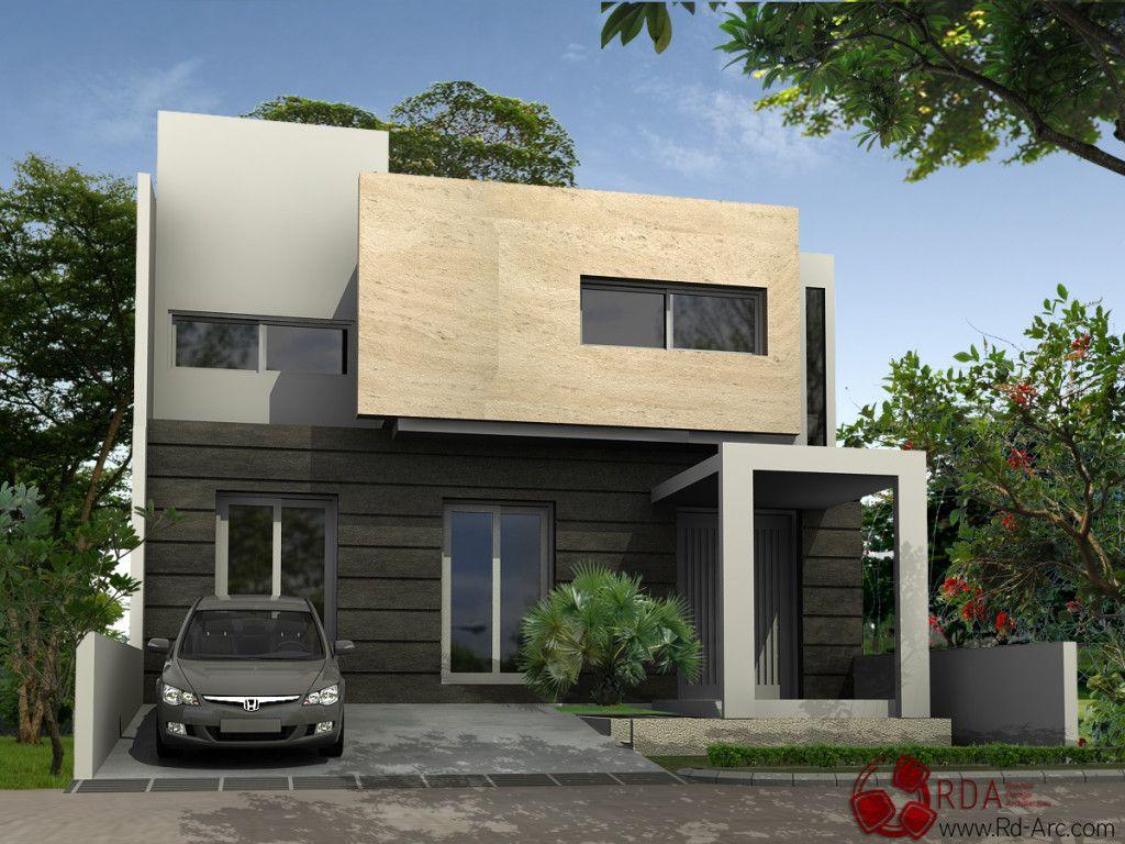 Free Modern Minimalist House Floor Plans Modern Minimalist Narrow