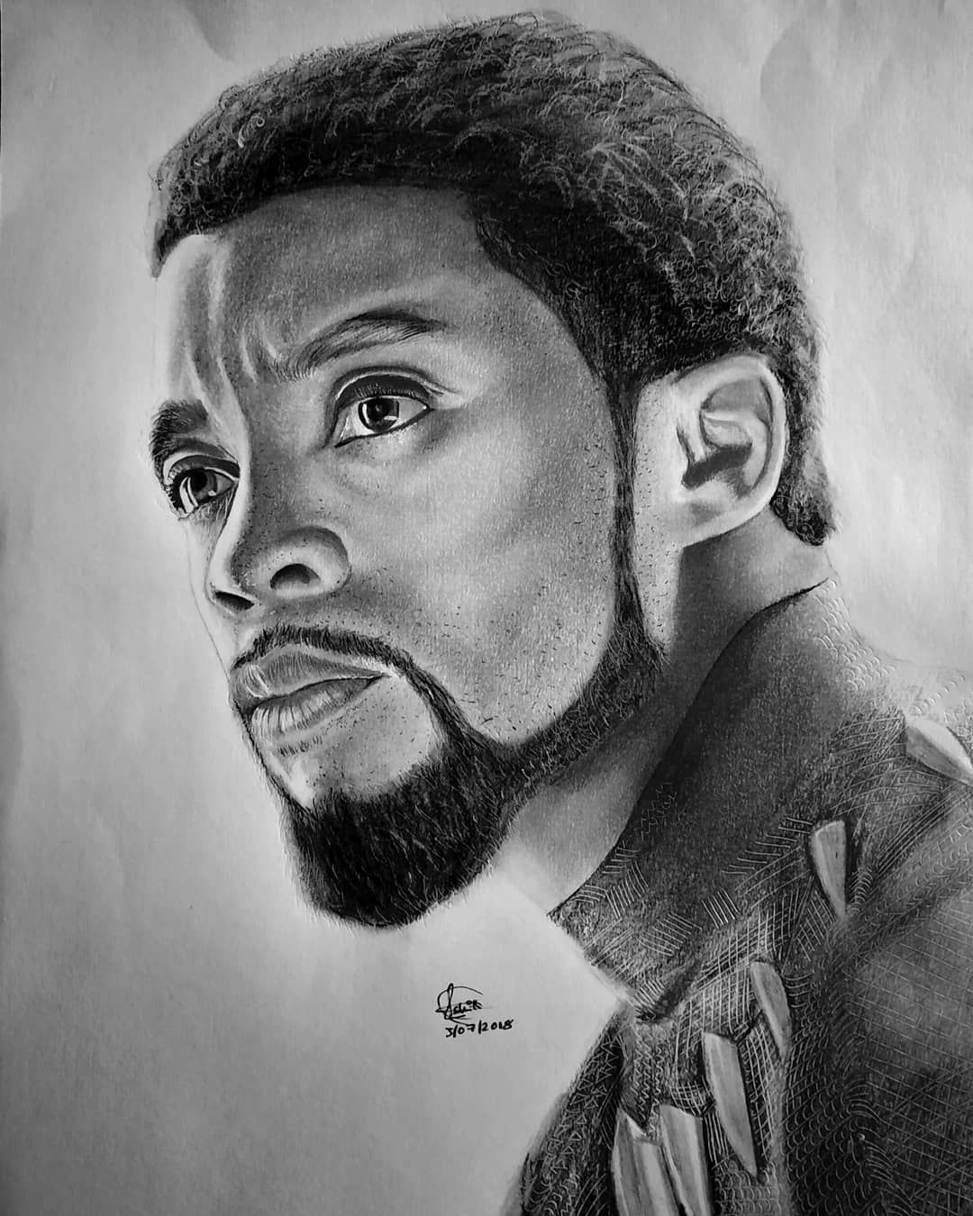Black Panther Image By Btc Clicks Marvel Drawings Black Panther