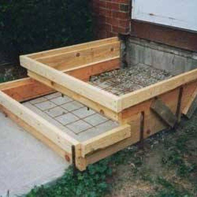 Best How To Install Concrete Steps Concrete Steps Concrete 400 x 300