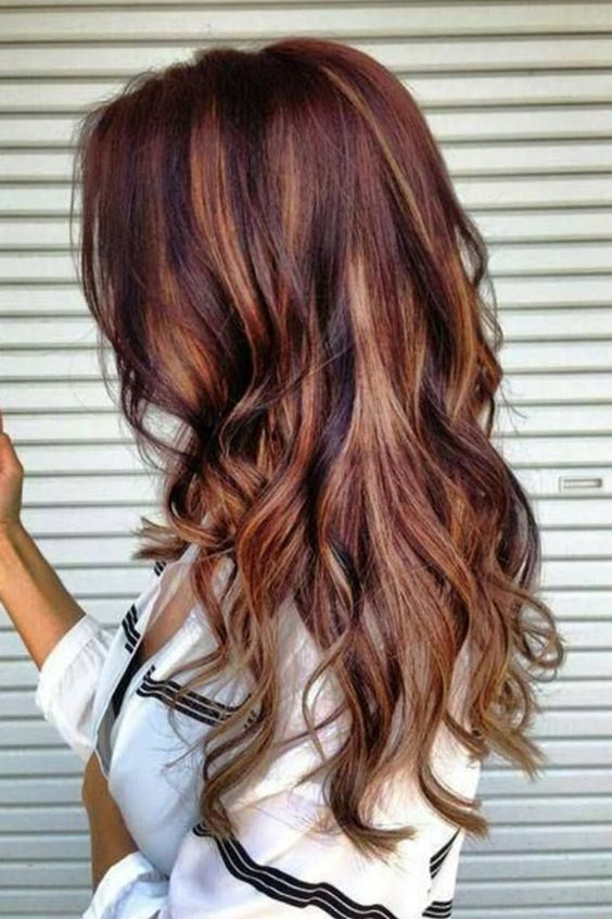 Cool Hair Color Ideas For Blonde Brunettes With Medium
