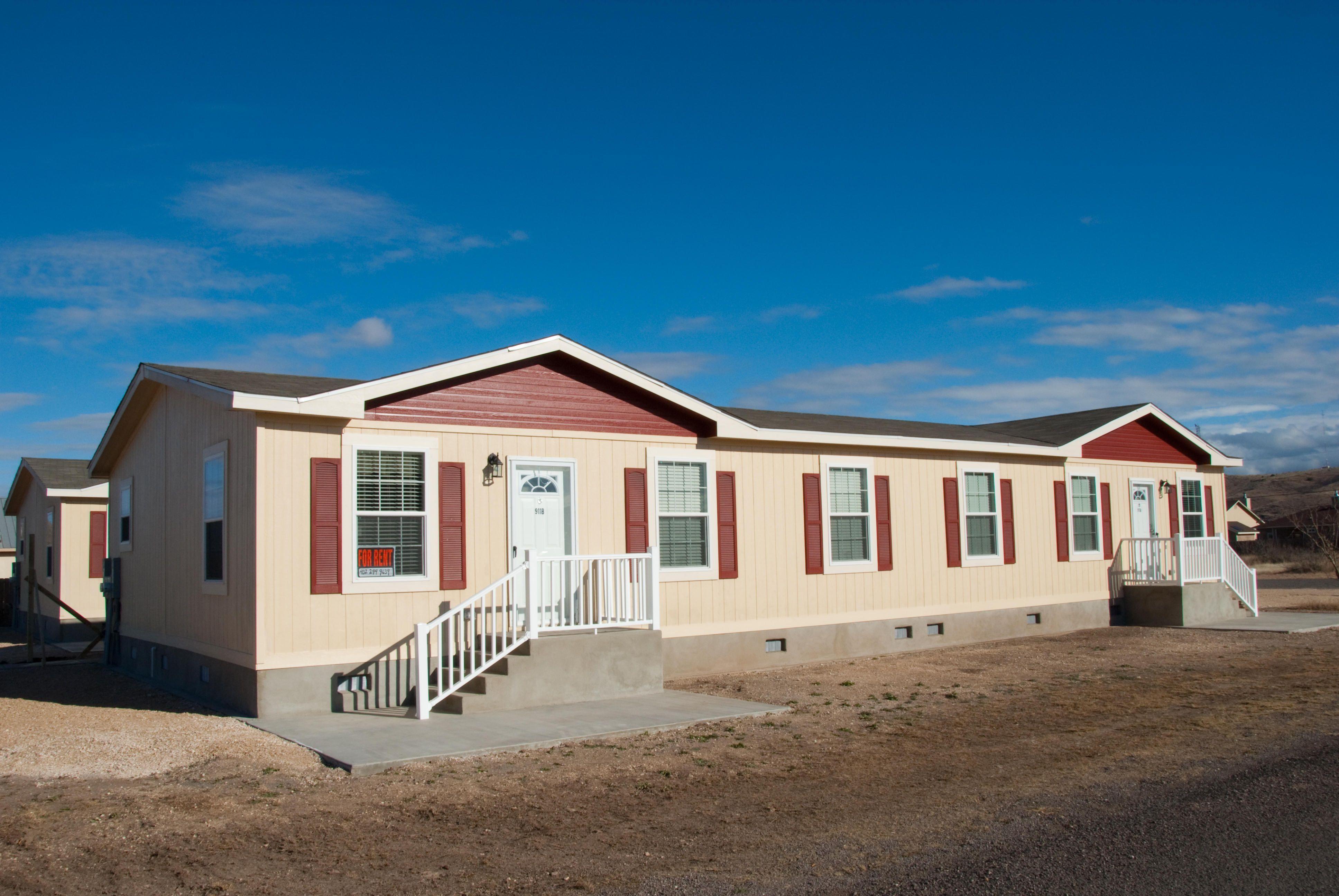 Duplex Real estate houses