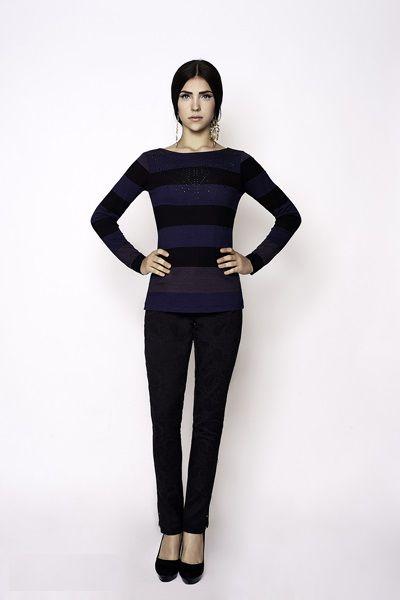 Olha que tudo esse #Look para o trabalho da New Collection #Outono14 da Angel. Blusa lisa + calça costura + scarpin = look perfeito!
