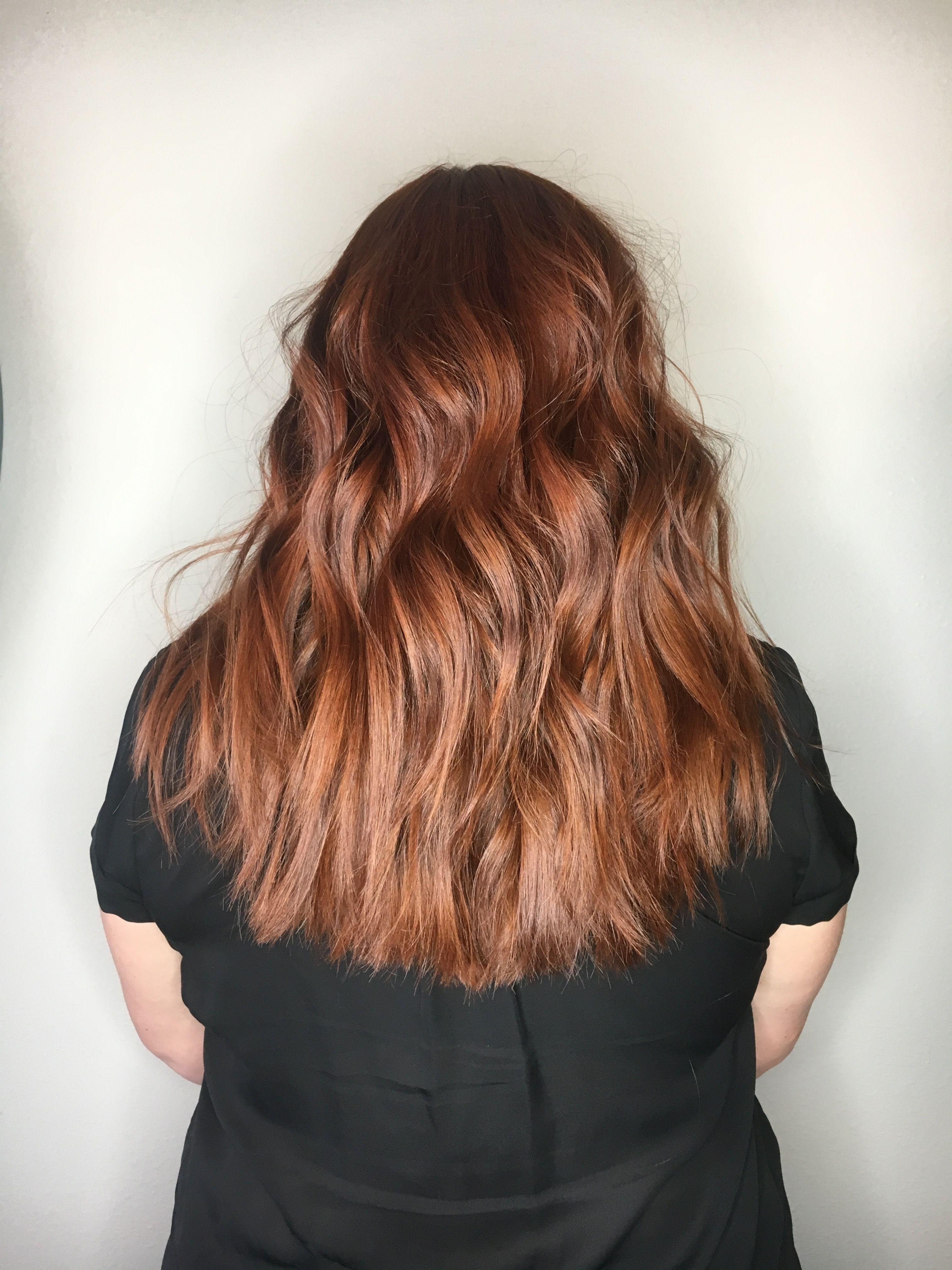 Red hair Hair color Copper hair Ginger Hair inspo Fall hair