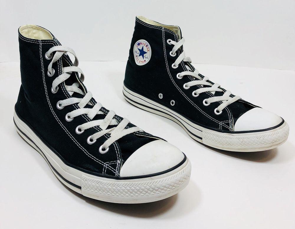 converse all star hi negras 45