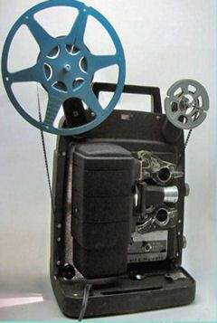 Bell Howell 256 8mm Projector 1963 With Images The Good