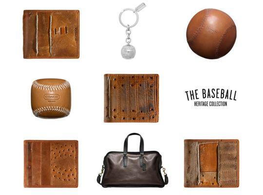 Coach-Baseball collection