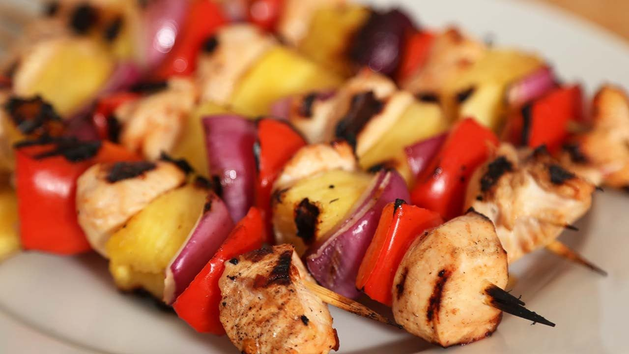 How to make 5 delicious kebabs. Stick around for the end ...