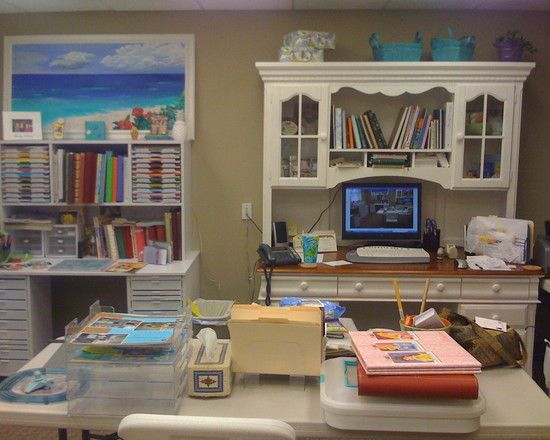 Home Office/craft Room Design, Ideas - page 39 | Craft room ...