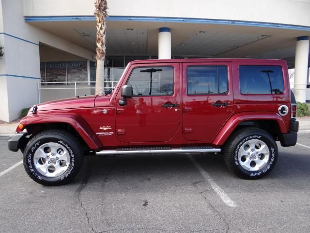Four Door Jeep Chrome Side Steps 2013 Jeep Wrangler Unlimited