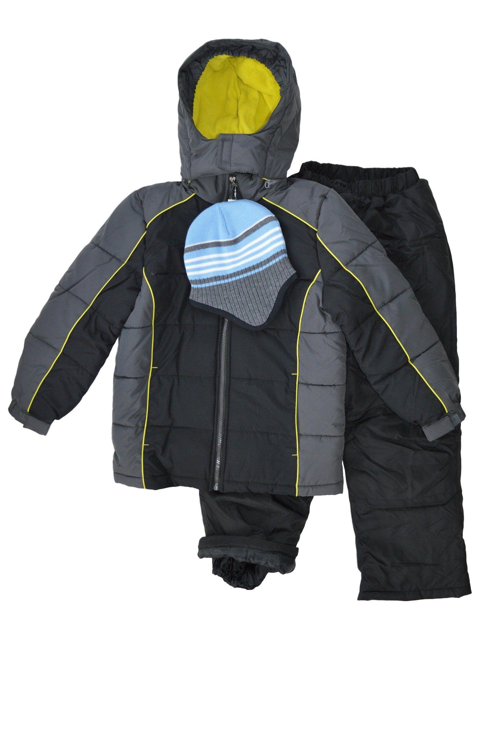 63fa0720c Snowsuits for Kids Boy s 3-Piece Active Snowsuit (10-12