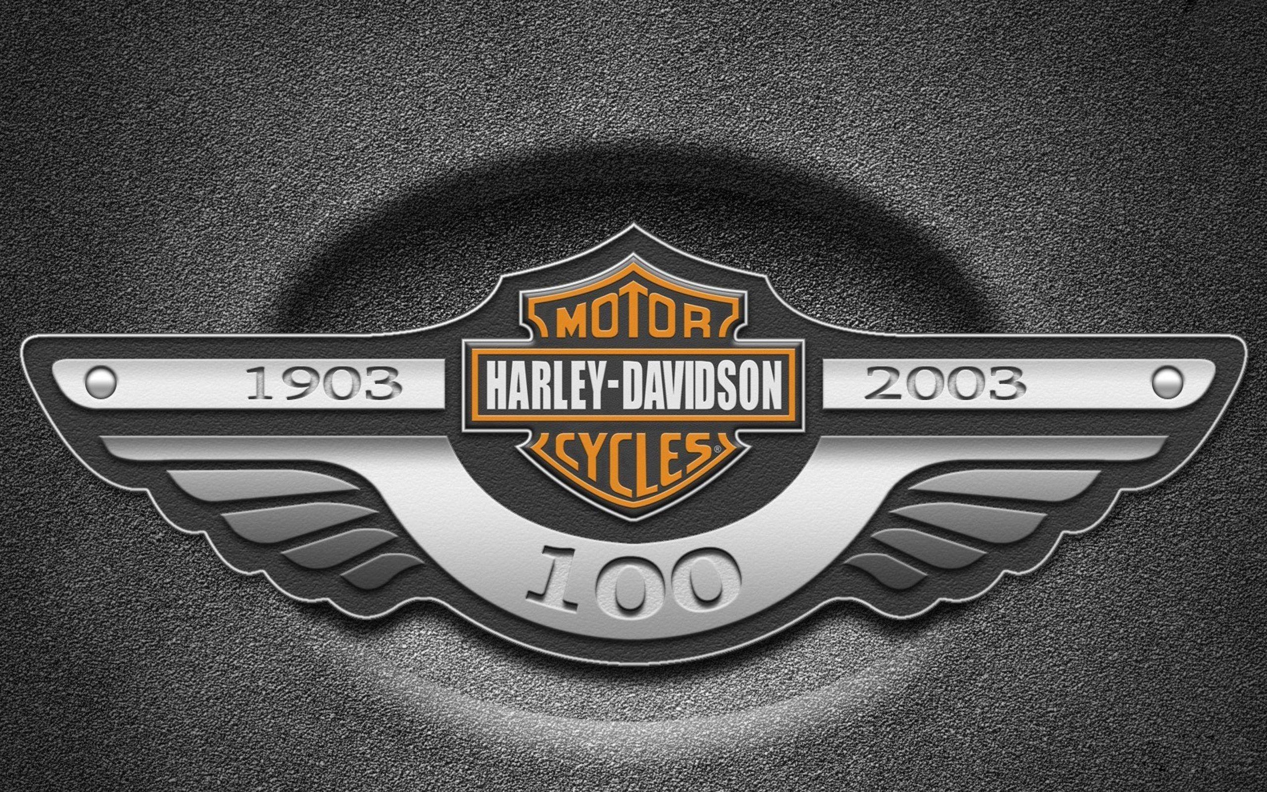 Harley Davidson HD Logo Wallpaper Logo, Company