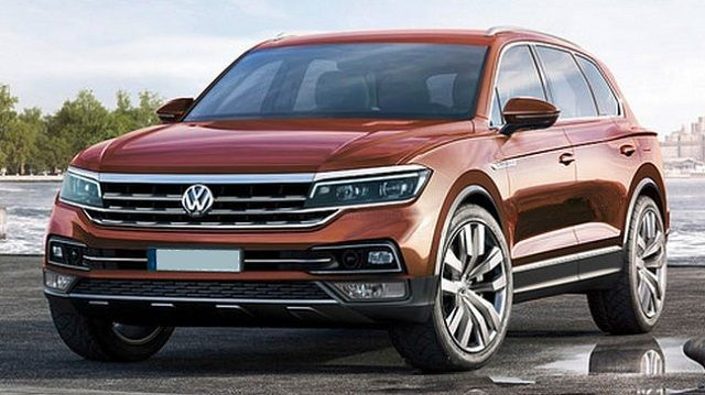 2019 Vw Touareg Hybrid Concept Cars Group Pins