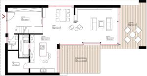 Moderne häuser grundriss l form  Architektenhaus L Form bauen - Moderne Architektur | Grundrisse ...