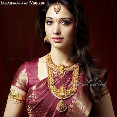 Actor Tamanna For Khazana #Jewellery http://www ...