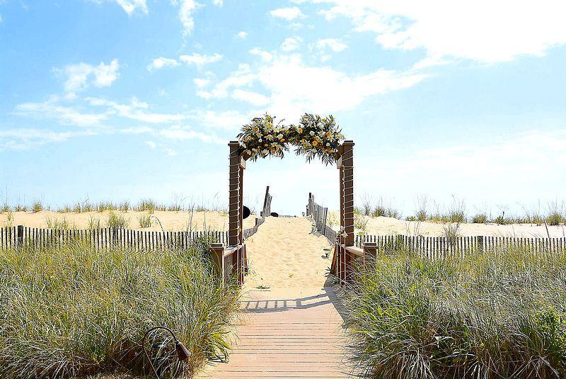 Addy Sea Inn De Wedding Venues Delaware Beach Wedding Venues De Beaches Bethany Beach D Wedding Venues Beach Delaware Beaches Waterfront Wedding Venue